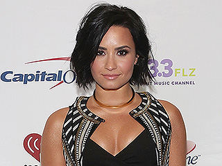 Demi Lovato Feels Most Beautiful When She's Naked