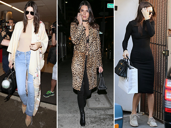 Kendall Jenner style trends 2016