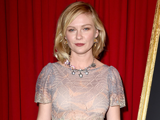 Kirsten Dunst Looks Like a Bohemian Dream in Valentino at AFI Awards