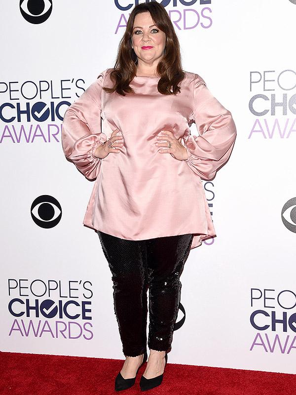 Melissa McCarthy PCA Awards