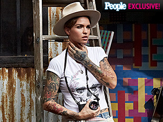 Ruby Rose on Her Many Tattoos: 'My Body Is a Canvas – I Can Trace a Timeline of My Life'
