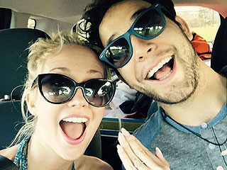 They're Engaged! See Anna Camp's Mega Diamond, Paulina Slagter's Sparkly Stunner and Three More Star Rocks
