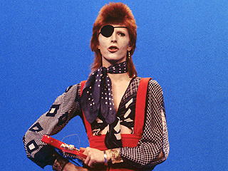 Secrets of David Bowie's Style: Can You Guess What He and Olivia Newton-John Had in Common?