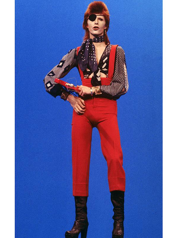 David Bowie Fashion Icon Moments