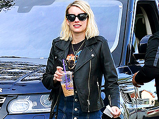 The Best Star Bargains of the Week (like Emma Roberts' $44 Velvet Booties!)