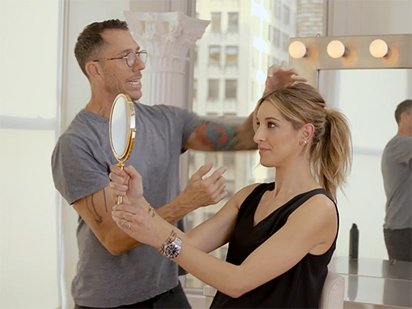 How Its Done Jennifer Aniston Ponytail