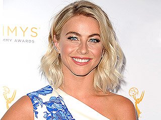 Julianne Hough Is Not Worrying About Other People's Opinions in 2016