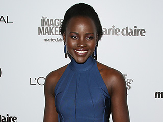 The Purple Eye Shadow Trick you Need to Try Now (Brought to You by Lupita Nyong'o and Her Makeup Artist)