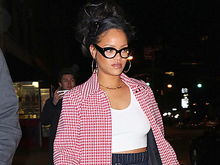 You're Going to Want to Wear Menswear Trousers Thanks to Rihanna, Gigi Hadid and More
