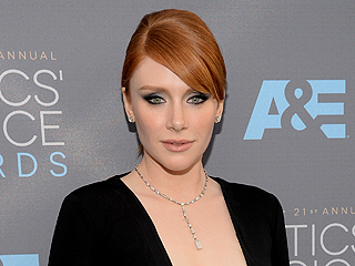 Bryce Dallas Howard on Buying Her Red Carpet Gowns Online: 'These Types of Dresses Aren't Available' to Size Sixes