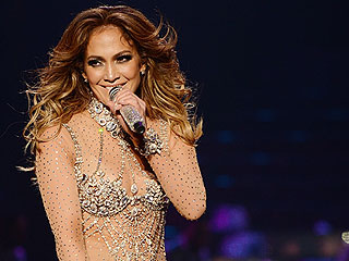 Jennifer Lopez's Vegas Costumes, Exploding with 260,000 Swarovski Crystals, Will Dazzle You