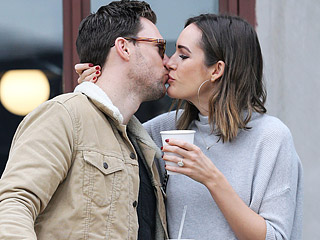 Louise Roe Is Engaged and Her Ring Is Ridiculously Beautiful (of Course)