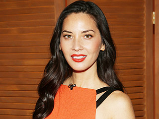Olivia Munn Knows She Has Dead Eyes on the Red Carpet (She's Just Trying to Look Cool)