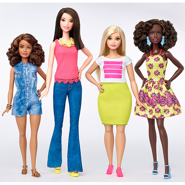 Barbie Mattel Makeover