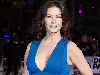 This (Super Affordable) Skincare Product Keeps Catherine Zeta-Jones Looking Like, Well, This