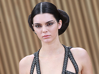 The Craziest Beauty Looks from Paris Haute Couture Fashion Week (Hi, Kendall!)