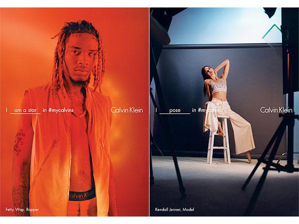 Calvin Klein ad campaign