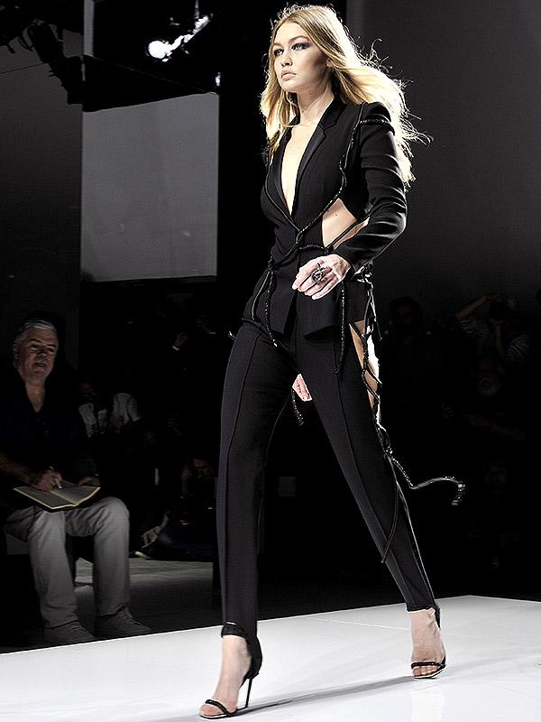 Gigi Hadid Paris Haute Couture