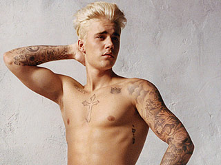Justin Bieber, Kendall Jenner and More Bare Almost All (Again!) for Calvin Klein