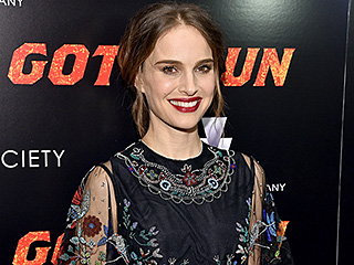 Good News: We Tracked Down Natalie Portman's Gorgeous Deep Red Lipstick