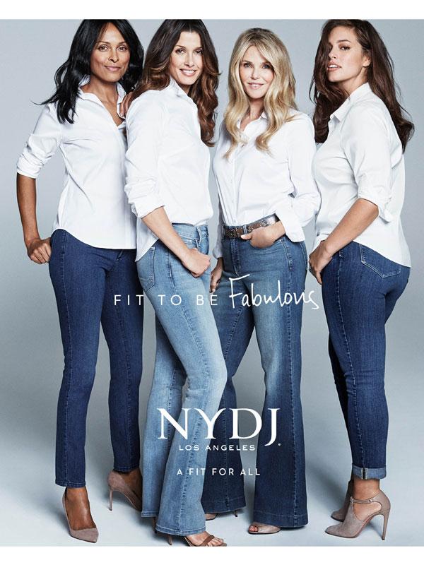 NYDJ ad campaign 2016