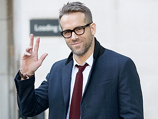 There's a New Silver Fox in Town! Ryan Reynolds Goes Gray
