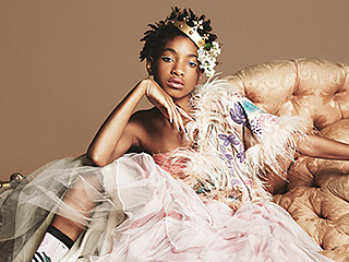 Willow Smith's Latest Gig? Sock Model