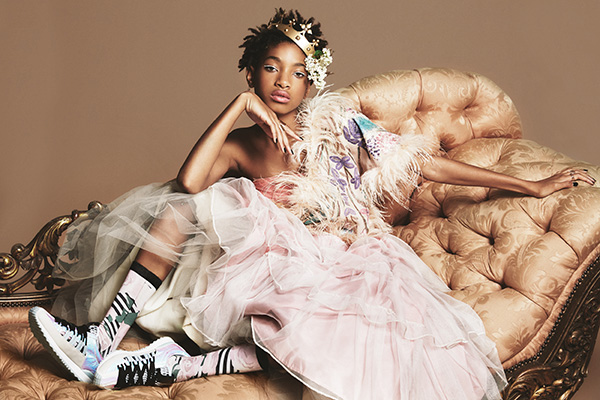 Willow Smith Stance Socks Miss Dazey