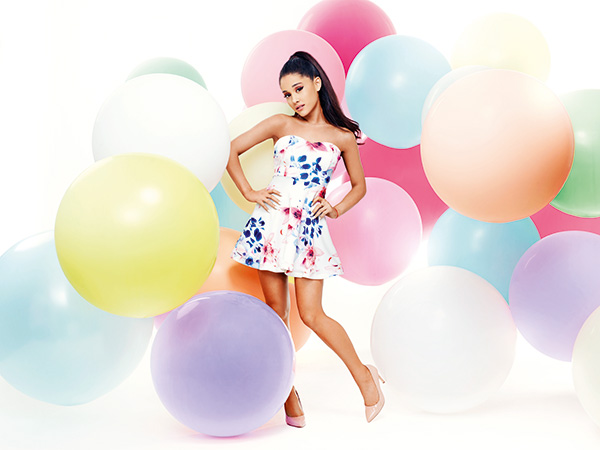 Ariana Grande fashion line Lipsy London