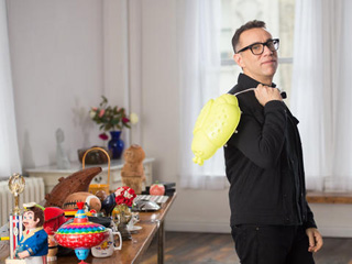 Fred Armisen Gives Excellent (and Hilarious) Fashion Advice in Three New Videos
