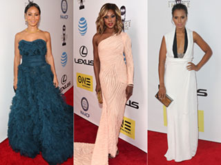 NAACP Image Awards 2016: Kerry Washington, Jada Pinkett Smith, Laverne Cox Make Best Dressed List
