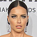 Find Out Exactly How to Get Adriana Lima's Chic Bow-Tie Hairstyle