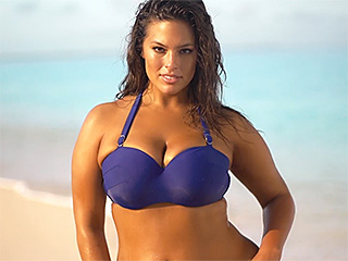 Ashley Graham Named 2016 Sports Illustrated Swimsuit Rookie, Already Having the Best Month Ever