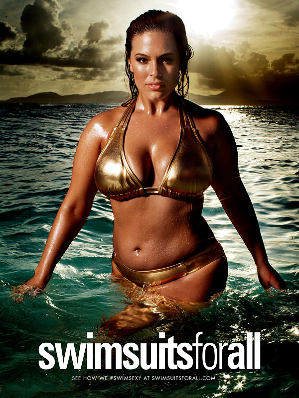 swimsuitsforall #SwimSexy Campaign Sports Illustrated