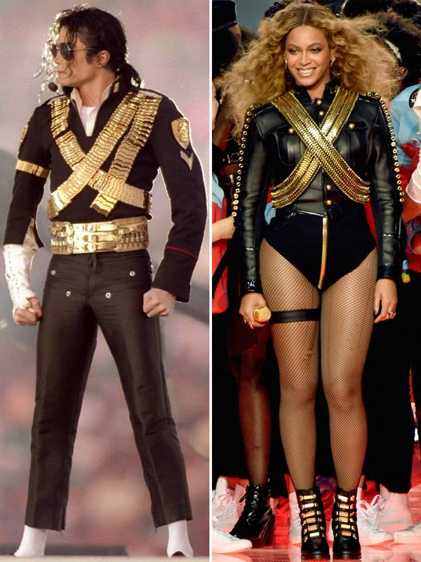Beyoncé Super Bowl 2016 outfit