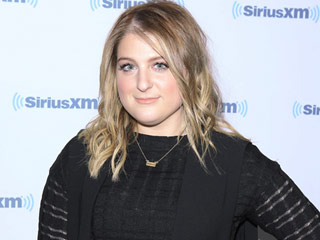 Redhead Alert! Meghan Trainor Has a Fiery New Do