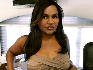 Mindy Kaling Reveals the Wardrobe Secret Behind Her Mindy Project Nude Scenes