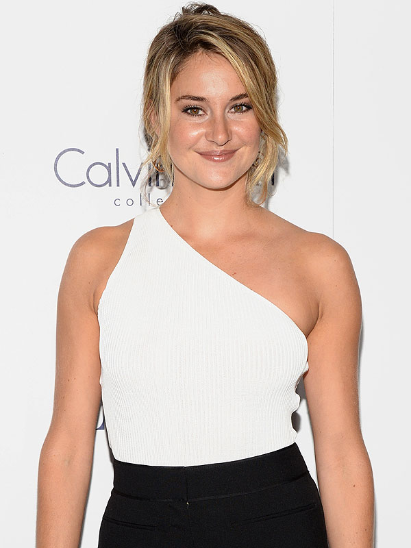 Shailene Woodley attends the 22nd Annual ELLE Women