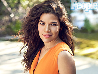 How America Ferrera Survives Red Carpets (Hint: It's Not Almonds in Her Purse)