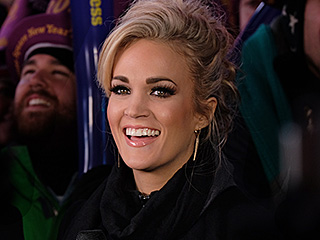 Carrie Underwood Doesn't Love Her 'Squishy Tummy' (We Know, What?!)
