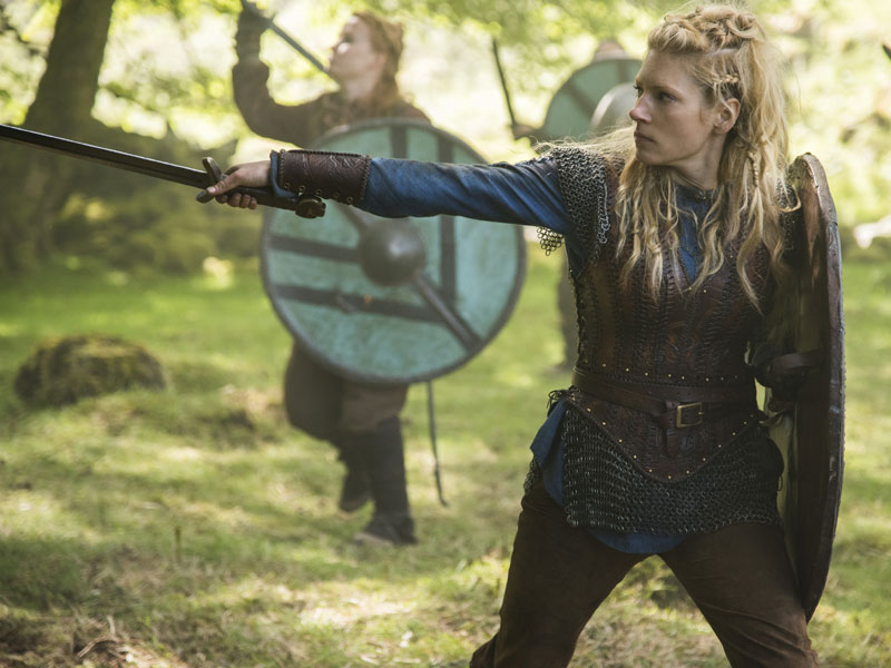 Vikings Goddess Katheryn Winnick Says 'Strong Is Sexy': How She Stays Fighting Fit| Diet & Fitness, Fitness, Vikings, Bodywatch, TV News, Katheryn Winnick