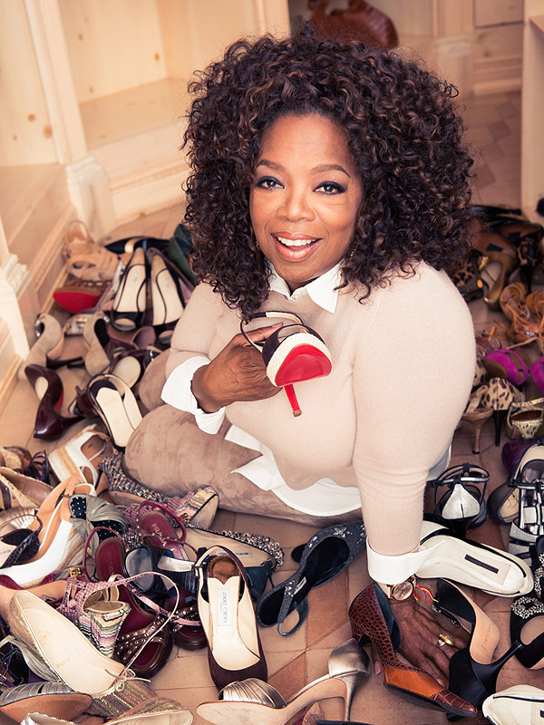 Oprah closet auction ebay
