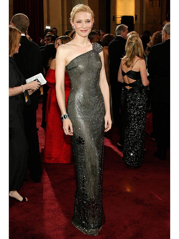 Cate Blanchett John Galliano dress
