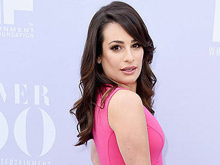 Lea Michele Reveals Her Favorite Feature: 'I'm Grateful for My Butt!'