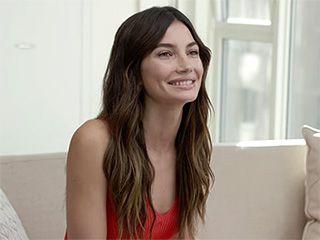 Watch Lily Aldridge Play High-Fashion Charades with Michael Kors