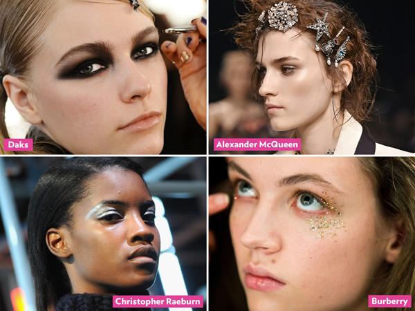 London Fashion Week beauty moments