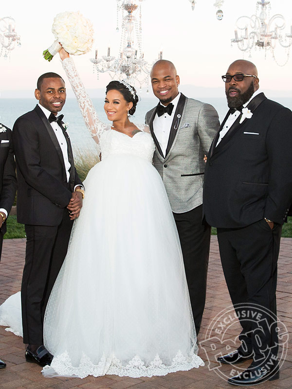 NE-YO wedding