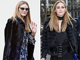 Olivia Palermo Wears 4 Incredibly Chic Coats in 24 Hours!