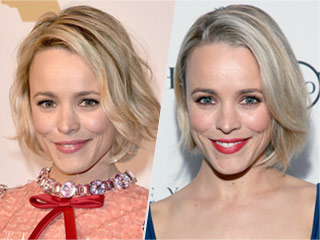 She's Golden! Rachel McAdams Goes Super-Blonde for the Oscars