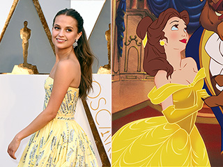 Disney Divas! Oscars Stars Who Channeled Our Favorite Characters